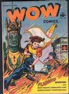 Cover for Wow Comics (Fawcett, 1940 series) #54