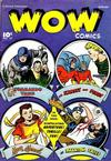 Cover for Wow Comics (Fawcett, 1940 series) #57