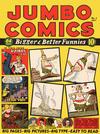 Cover for Jumbo Comics (Fiction House, 1938 series) #1