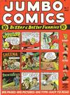 Cover for Jumbo Comics (Fiction House, 1938 series) #7