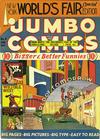 Cover for Jumbo Comics (Fiction House, 1938 series) #8