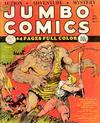 Cover for Jumbo Comics (Fiction House, 1938 series) #9
