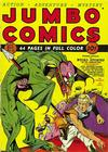 Cover for Jumbo Comics (Fiction House, 1938 series) #10