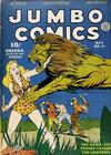 Cover for Jumbo Comics (Fiction House, 1938 series) #15