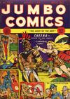 Cover for Jumbo Comics (Fiction House, 1938 series) #17