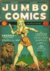 Cover for Jumbo Comics (Fiction House, 1938 series) #20