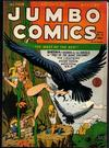 Cover for Jumbo Comics (Fiction House, 1938 series) #21