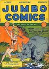 Cover for Jumbo Comics (Fiction House, 1938 series) #25