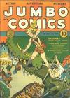 Cover for Jumbo Comics (Fiction House, 1938 series) #26