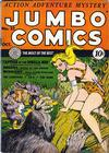 Cover for Jumbo Comics (Fiction House, 1938 series) #32
