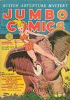 Cover for Jumbo Comics (Fiction House, 1938 series) #33