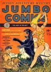 Cover for Jumbo Comics (Fiction House, 1938 series) #34