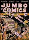 Cover for Jumbo Comics (Fiction House, 1938 series) #36