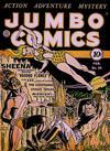Cover for Jumbo Comics (Fiction House, 1938 series) #36