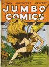 Cover for Jumbo Comics (Fiction House, 1938 series) #37