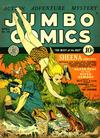 Cover for Jumbo Comics (Fiction House, 1938 series) #38