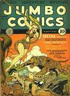 Cover for Jumbo Comics (Fiction House, 1938 series) #42