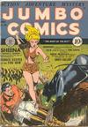 Cover for Jumbo Comics (Fiction House, 1938 series) #45