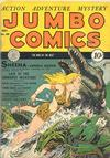 Cover for Jumbo Comics (Fiction House, 1938 series) #46