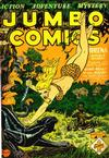 Cover for Jumbo Comics (Fiction House, 1938 series) #61