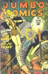 Cover for Jumbo Comics (Fiction House, 1938 series) #88
