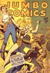 Cover for Jumbo Comics (Fiction House, 1938 series) #106