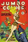 Cover for Jumbo Comics (Fiction House, 1938 series) #117