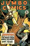 Cover for Jumbo Comics (Fiction House, 1938 series) #120