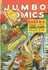 Cover for Jumbo Comics (Fiction House, 1938 series) #126