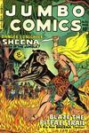 Cover for Jumbo Comics (Fiction House, 1938 series) #133