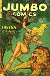 Cover for Jumbo Comics (Fiction House, 1938 series) #153