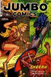 Cover for Jumbo Comics (Fiction House, 1938 series) #154