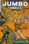 Cover for Jumbo Comics (Fiction House, 1938 series) #155