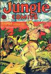 Cover for Jungle Comics (Fiction House, 1940 series) #8