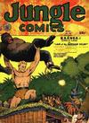Cover for Jungle Comics (Fiction House, 1940 series) #10