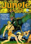 Cover for Jungle Comics (Fiction House, 1940 series) #17