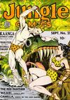 Cover for Jungle Comics (Fiction House, 1940 series) #21
