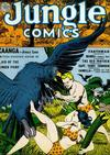 Cover for Jungle Comics (Fiction House, 1940 series) #22