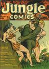 Cover for Jungle Comics (Fiction House, 1940 series) #26
