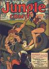 Cover for Jungle Comics (Fiction House, 1940 series) #27
