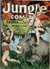 Cover for Jungle Comics (Fiction House, 1940 series) #29