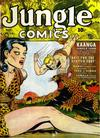 Cover for Jungle Comics (Fiction House, 1940 series) #34