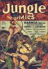 Cover for Jungle Comics (Fiction House, 1940 series) #35