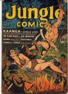Cover for Jungle Comics (Fiction House, 1940 series) #36