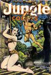 Cover for Jungle Comics (Fiction House, 1940 series) #46