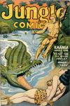 Cover for Jungle Comics (Fiction House, 1940 series) #52