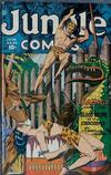 Cover for Jungle Comics (Fiction House, 1940 series) #54