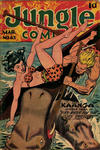 Cover for Jungle Comics (Fiction House, 1940 series) #63