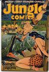 Cover for Jungle Comics (Fiction House, 1940 series) #71