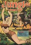Cover for Jungle Comics (Fiction House, 1940 series) #85